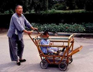 Andador-carrito para treintonas.